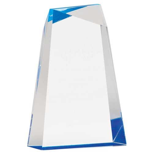 Facet Wedge Acrylic