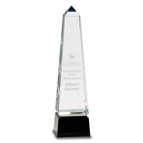 Premier Tower Crystal Award