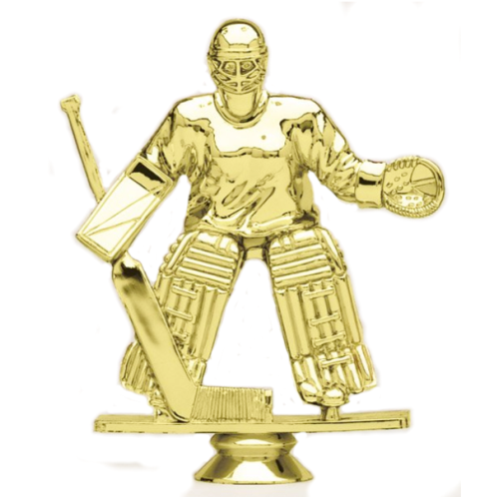 Hockey Goalie Female