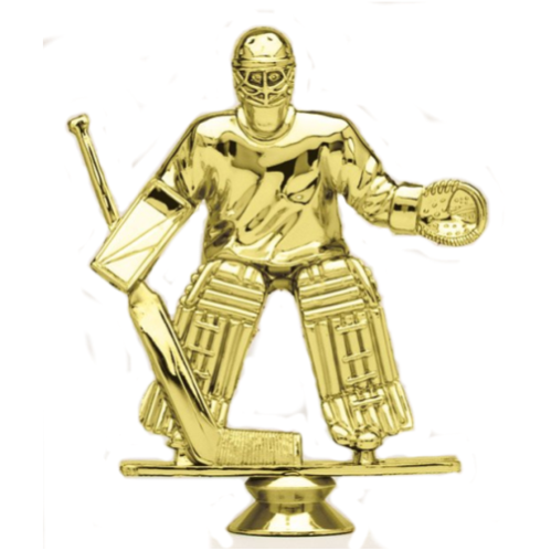 Hockey Goalie Male