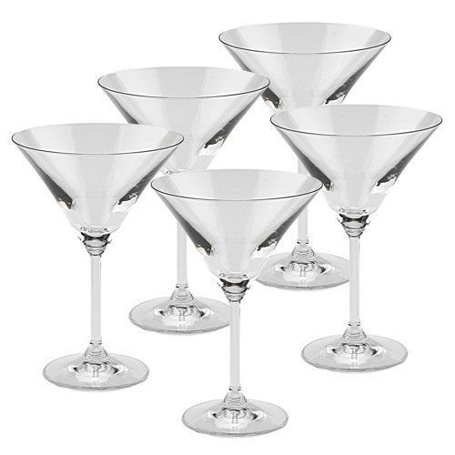 Eternity Series Martini Glass Set