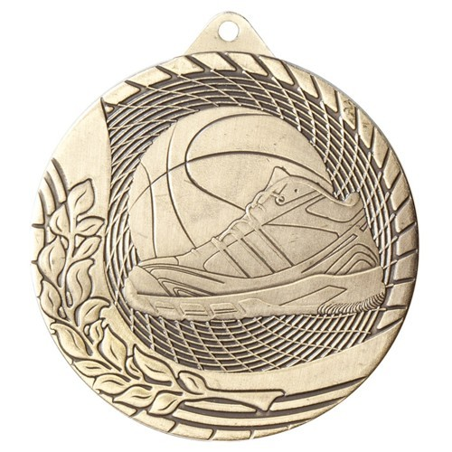 Modern Series Basketball Medal
