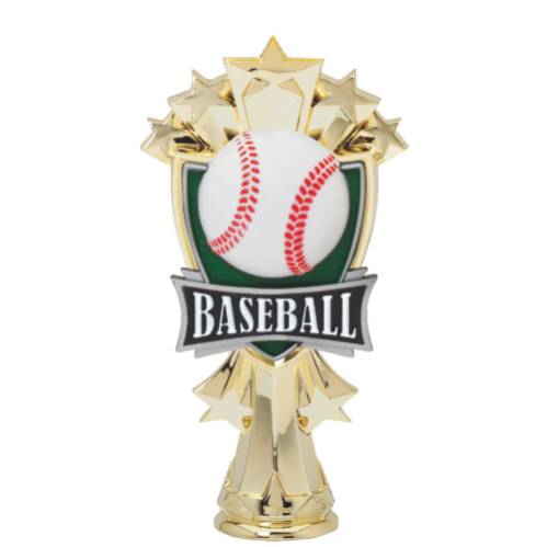 All Star Baseball  Sport Topper