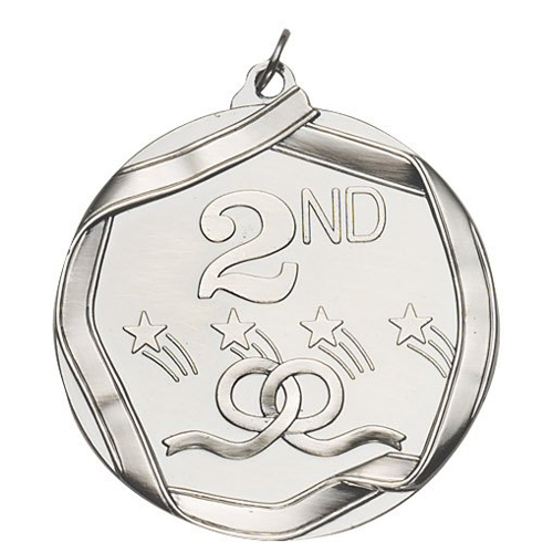 Ribbon Series Second Place Medal
