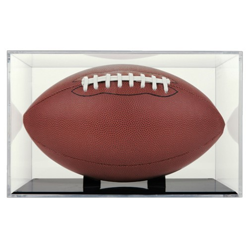Grandstand Football Display Case