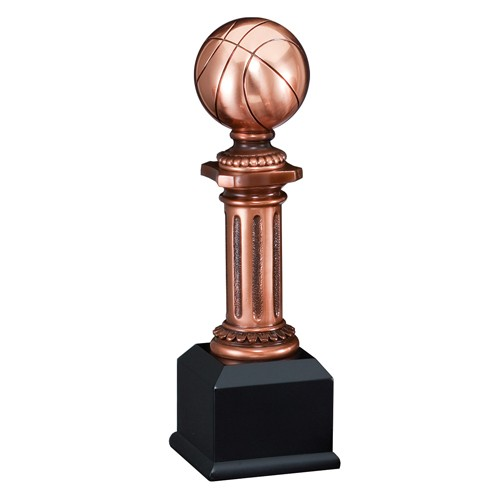 Basketball Sculpture