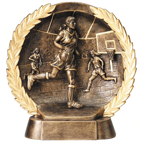 High Relief Basketball Female