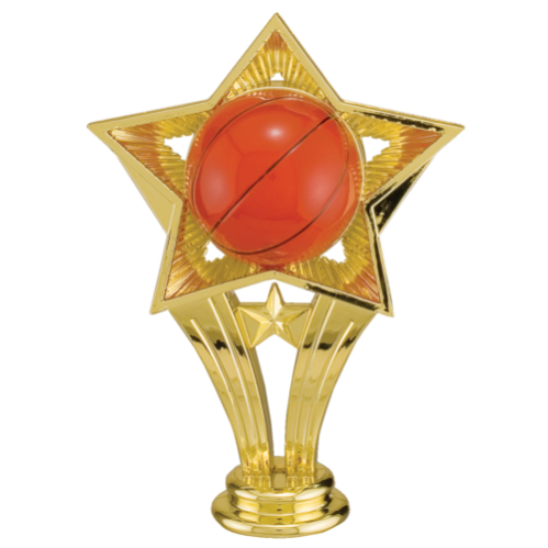 Basketball Star Topper