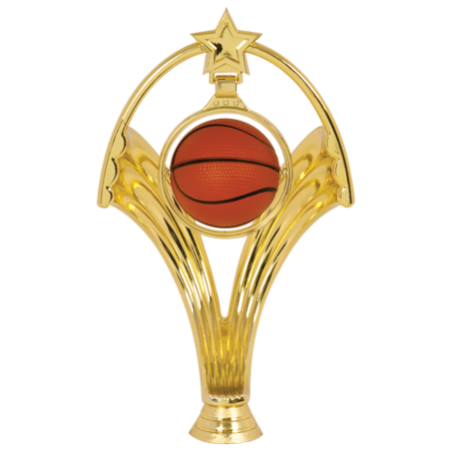 Swinging Basketball Spinner Topper