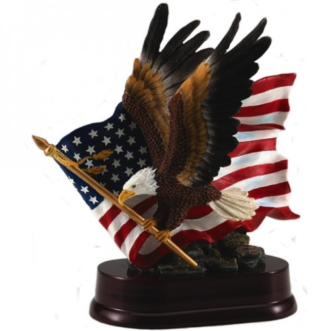 Soaring Eagle Resin