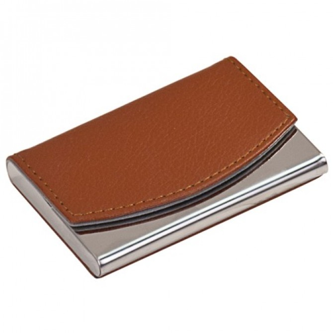 leather business card case - Business Card Cases