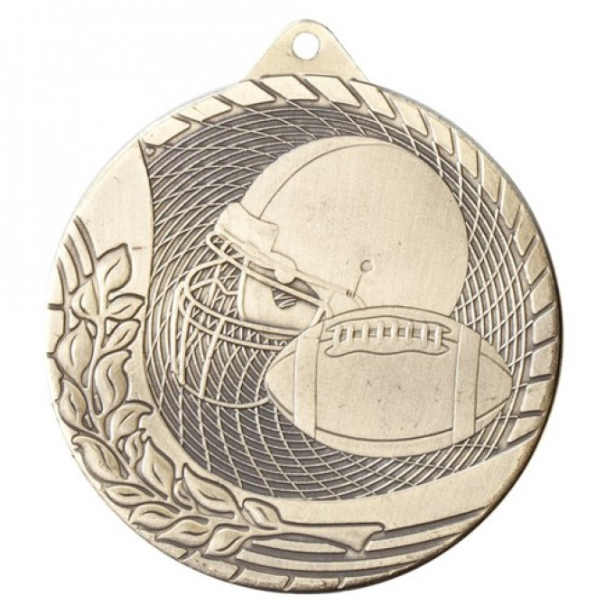 Modern Series Football Medal