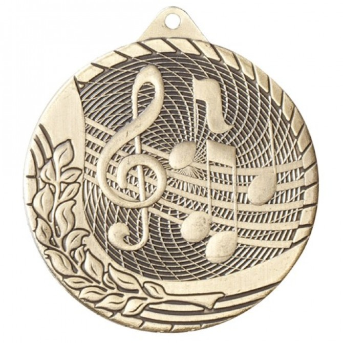 Modern Series Music Medal