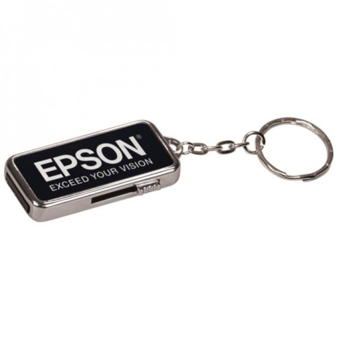 4GB Keychain Flash Drive