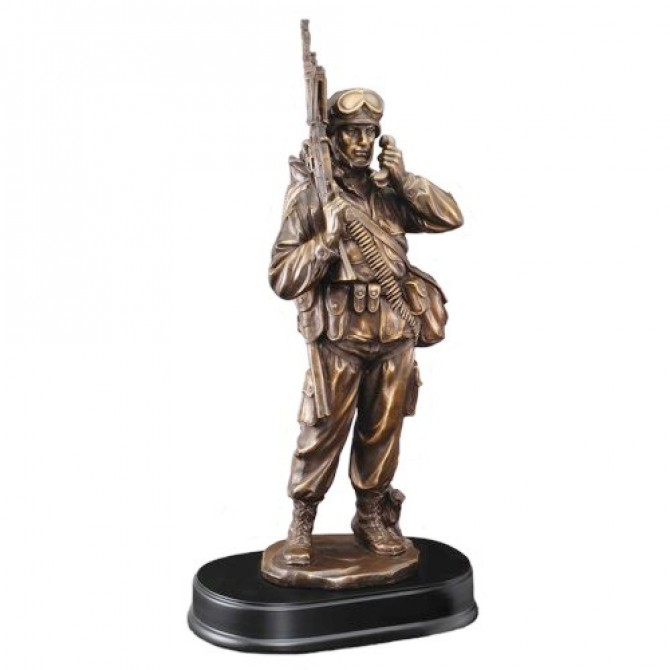 Radio Rifleman Resin