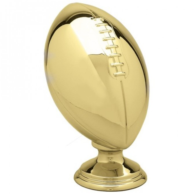 Full Size Gold Football
