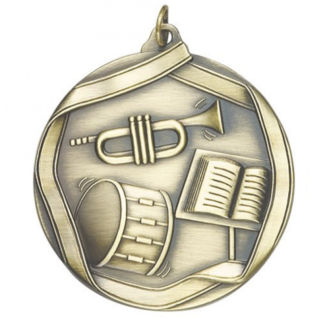 Ribbon Series Band Medal