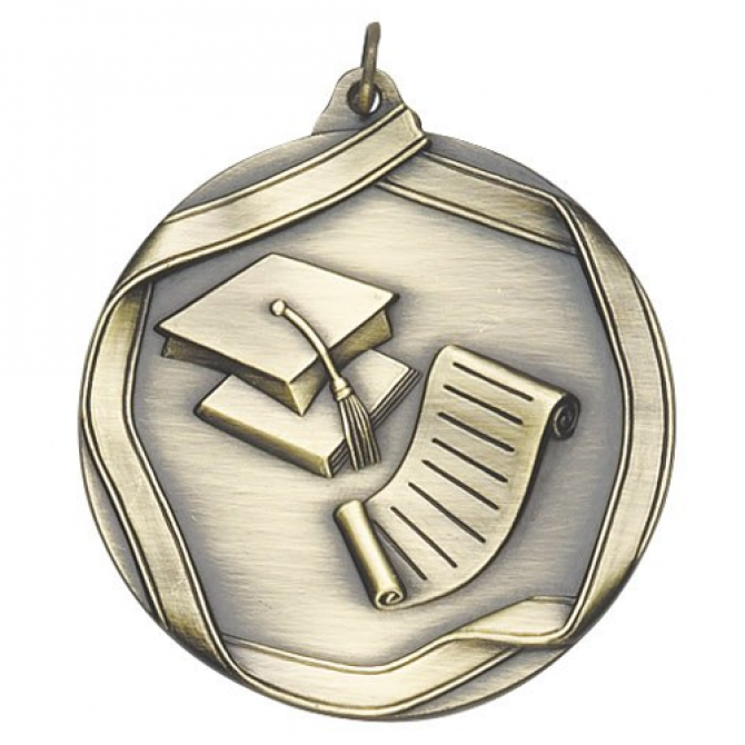 Ribbon Series Scholastic Medal