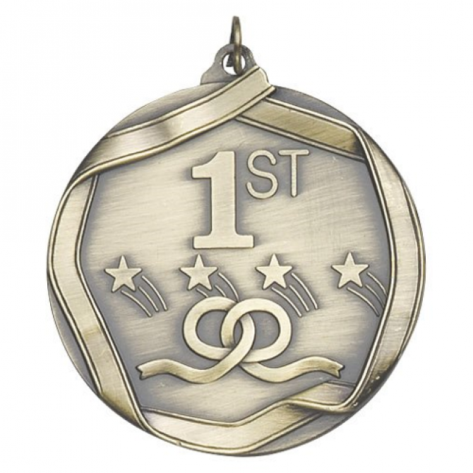 Ribon Series First Place Medal