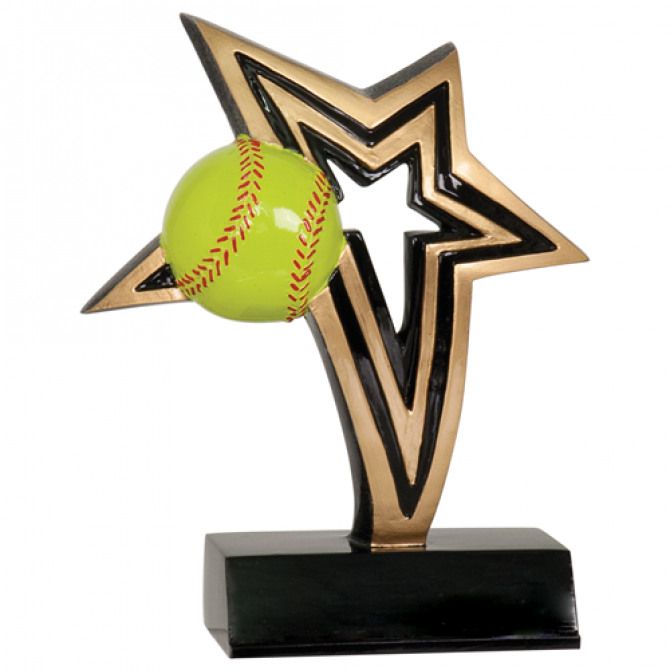 Softball Infinity Star
