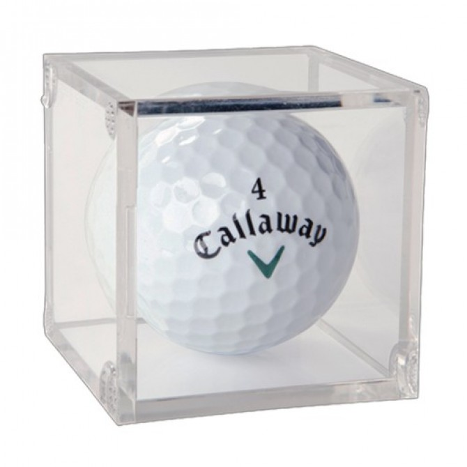 Golfball Display Case