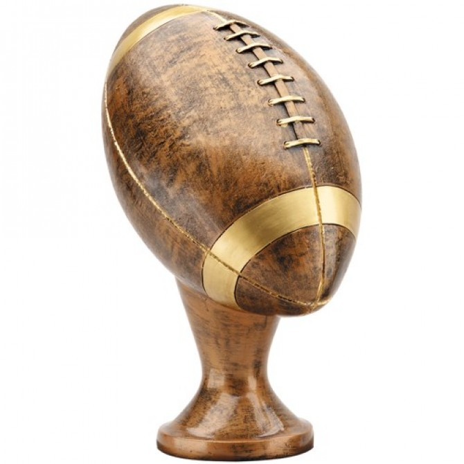 Classic Gold Football