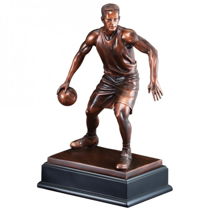 Basketball Sculpture Male