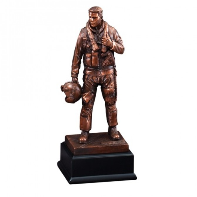 Air Force Statue Resin