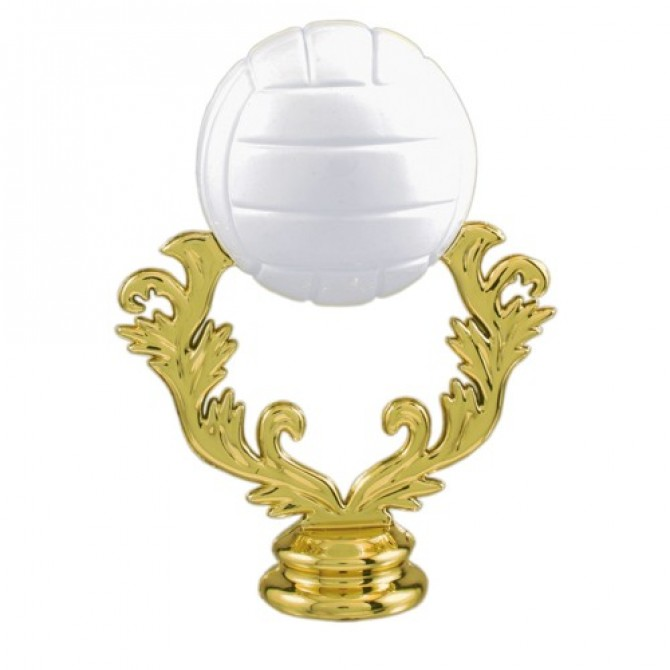 Full Color Volleyball Topper