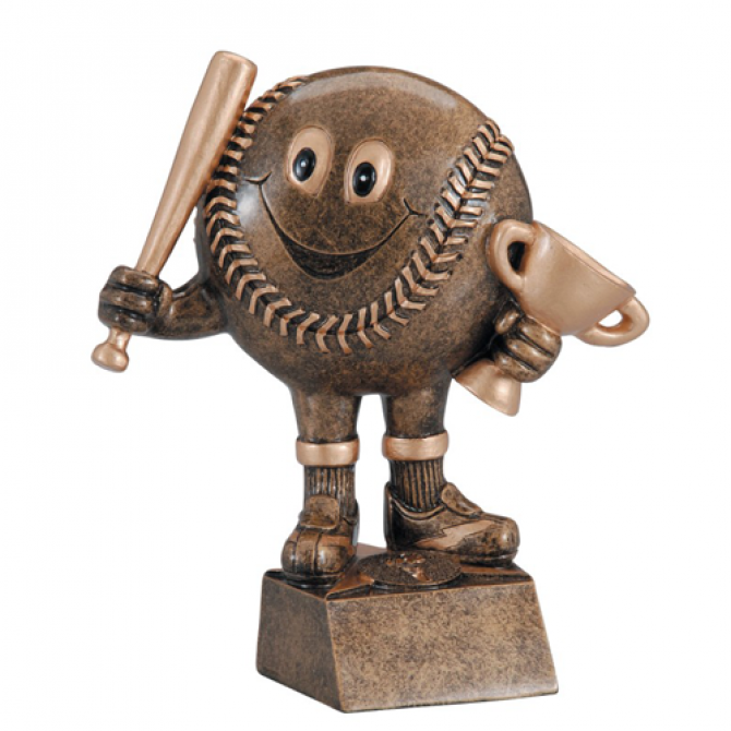 Baseball Buddy Resin