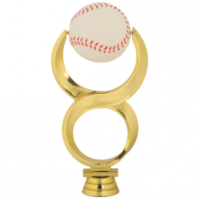 Soft Infinity Baseball Spinner