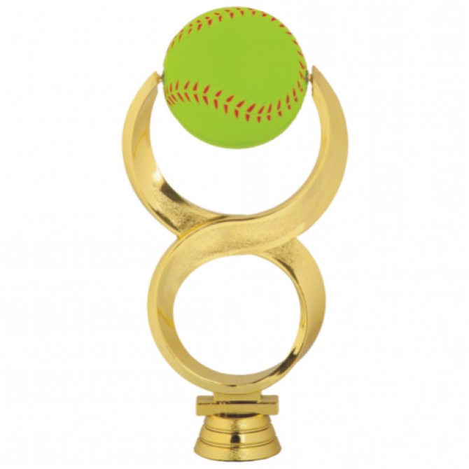 Soft Infinity Softball Spinner