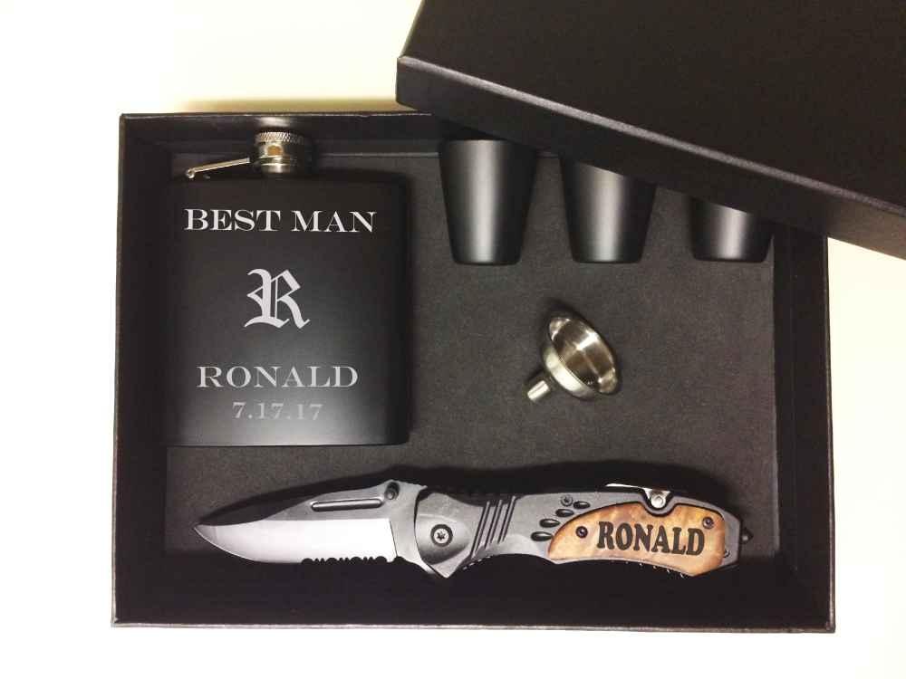 Groomsman Gift Set