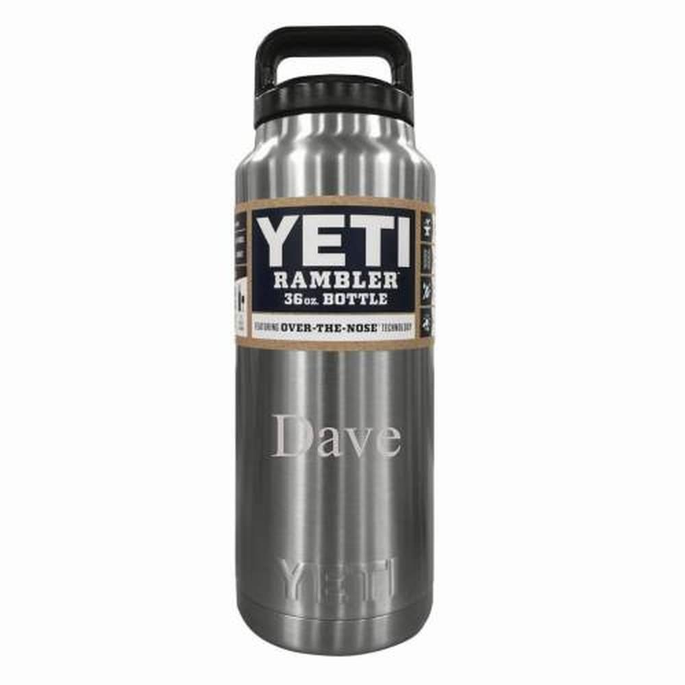 Yeti Cup Engraving