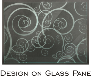 glass pane design