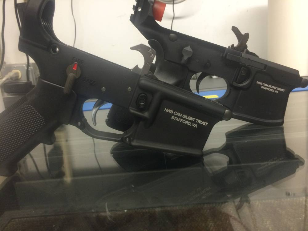 Lower Receiver Engraving
