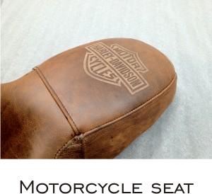 harley seat
